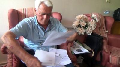 Emekli öğretmen evini kiraya verdi, başına gelmeyen kalmadı