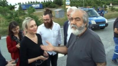 Gazeteci Mehmet Altan Tahliye Edildi