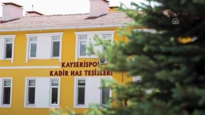 Kayserispor'un yıldızlarından Türkiye'nin EURO 2024 adaylığına destek - İSTANBUL