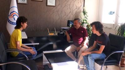 LGS Nevşehir birincisi 88 net ile Cesur Akün oldu