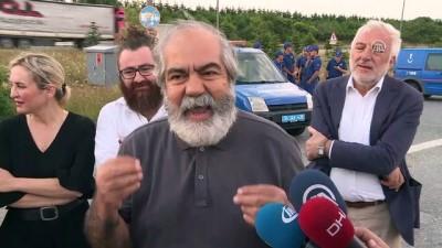 Mehmet Altan tahliye edildi - İSTANBUL