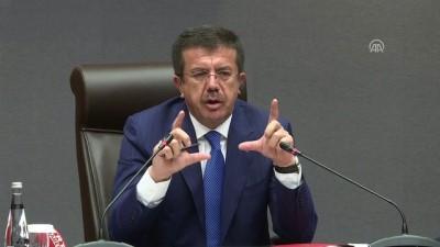 Zeybekci: ''Kur ve faiz oranları Türkiye'nin makro ekonomik sonuçlarına uyum sağlayacaktır'' - ANKARA