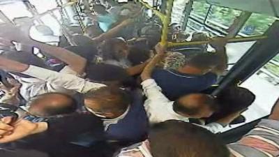 otobus kamerasi -  Başkent'te Kumbara Operasyonu... Önce otobüs kamerasına ardından polise yakalandı