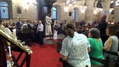 Hatay'da 'St.Pierre Aziz Petrus ve Pavlus Bayramı' kutlamaları başladı