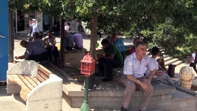 Malatya'da sıcak hava