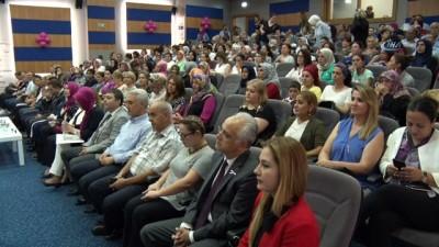 konferans -  Mobil KETEM projesi Aliağa'da tanıtıldı