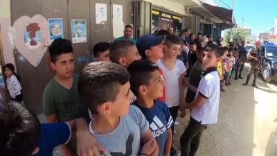 Prens William'dan Filistin mülteci kampına ziyaret - RAMALLAH
