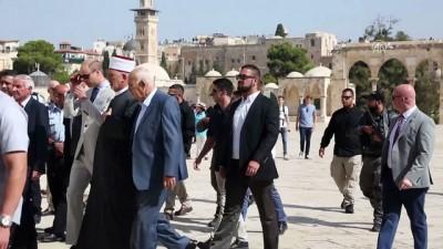 Prens William'dan Kudüs'teki kutsal mekanlara ziyaret - KUDÜS