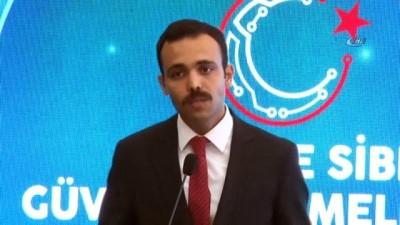Siber Güvenlik Kümelenmesi tanıtım toplantısı