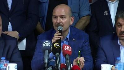 """Soylu: 'Bu ülkede PKK'yı kimse yeşertemez"""" - İSTANBUL"""