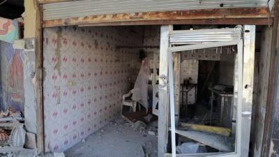rejim - Suriye'nin güneyindeki Dera'da okul vuruldu - DERA