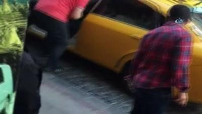 Turiste kötü davranan taksi şoförü cezadan kurtulamadı