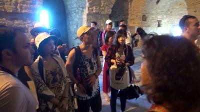 Çinli gazeteciler ve sosyal medya temsilcileri Kuşadası'nda - AYDIN