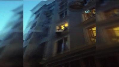 Güven Timleri'nin ABD'li turisti kurtarma anı kamerada