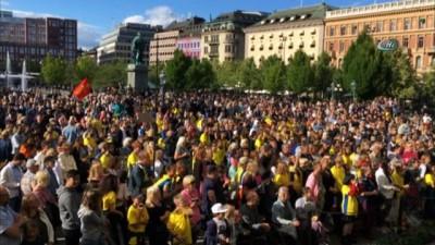 İsveç halkı Jimmy Durmaz'a sahip çıktı