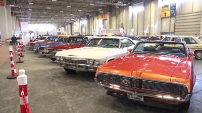 Klasik otomobilciler festivalde buluştu - İSTANBUL
