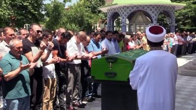 Otobüs şoförü Göncü'nün cenazesi toprağa verildi - AMASYA