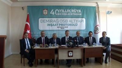 Sivas'ın 40 yıllık rüyası gerçek oluyor