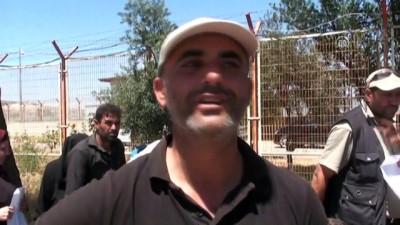 Suriyelilerin Türkiye'ye dönüşleri sürüyor - KİLİS