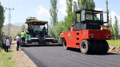Türkiye'nin en doğusundaki köyler asfaltla buluşuyor - IĞDIR