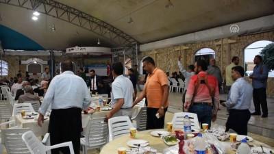 Afrin'de Arap, Kürt ve Türkmen aşiretler kardeşlik iftarında buluştu - AFRİN