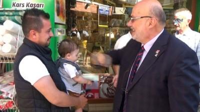 AK Parti Milletvekili Adayı Ahmet Yelis: 'Beş benzemez parti Cumhurbaşkanına senaryo üretiyor'