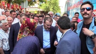 AK Parti Sözcüsü Ünal: 'Avrupa'da, Amerika'da bizim kaybetmemiz için kampanyalar yürütüyorlar' - KAHRAMANMARAŞ