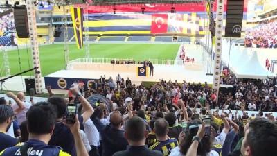 Ali Koç: 'Aziz Yıldırım, Fenerbahçe'ye kattıklarıyla fazlasıyla efsane başkan olmayı hak etmiştir' - İSTANBUL