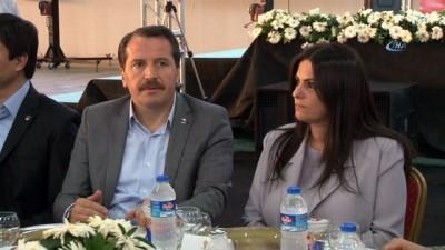 Bakan Sarıeroğlu, Memur-Sen Adana buluşmasına katıldı