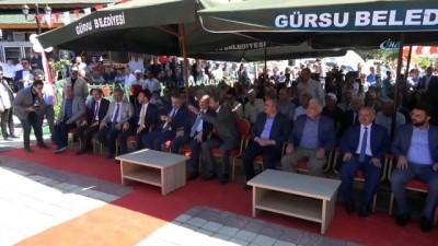 Başbakan Yardımcısı Hakan Çavuşoğlu: 'Bunlar sadece milleti seçim dönemlerinde hatırlıyorlar'