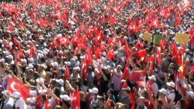 """Cumhurbaşkanı Adayı Muharrem İnce, """"""""Biz Balkanları ordu siyasete girdiği için kaybettik"""""""