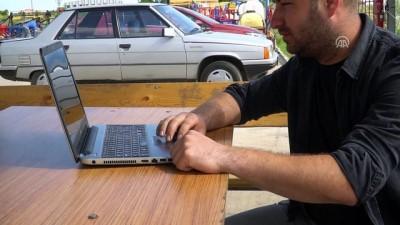 Hayrabolulu girişimciyi 'Silikon Vadisi' heyecanı sardı - TEKİRDAĞ