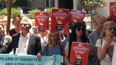"""Hayvan Hakları Savunucuları: """"Doğayı ve Hayvanların Yaşam Haklarını Korumayan Siyasilere Oy Yok"""" kampanyası başlattı"""