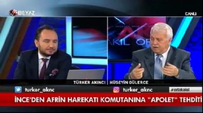 Hüseyin Gülerce'den Fatih Portakal'a çok sert tepki