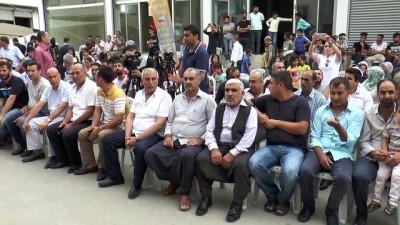 Kalkınma Bakanı Elvan: 'Barıştan, özgürlükten, huzurdan bahseden parti tehdit ediyor' - MERSİN