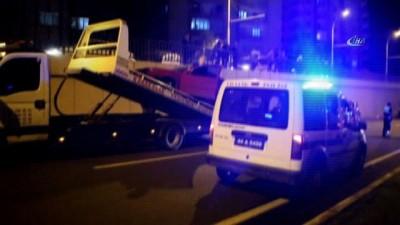 Trafikte makas kaza getirdi: 1 yaralı