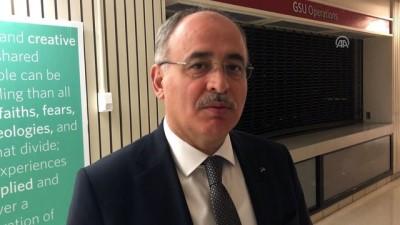 ihracat rakamlari - Türk bilim insanları ABD'de bir araya geldi - Prof. Dr. İbrahim Uslan - BOSTON