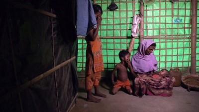 - 90 Yaşındaki Rohingya Müslümanı Üç Kez Sürgün Oldu