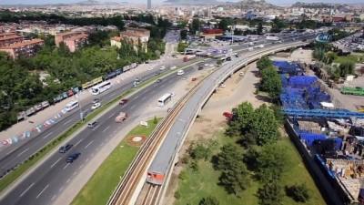 Ankara'da metro inşaatı için 20 gün boyunca bazı yollar kapanacak