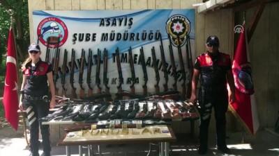 Ankara'da silah kaçakçılığı operasyonu