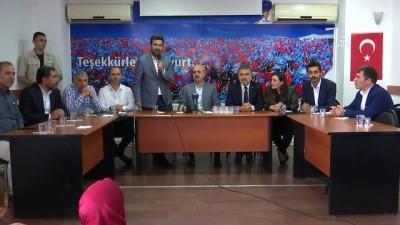 Bakan Kurtulmuş: 'Öncelikli işimiz, devletin yeniden organizasyonunun sağlanması' - İSTANBUL