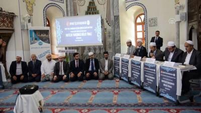 Hafızlık Yarışması Bölge Finali Kütahya'da yapıldı