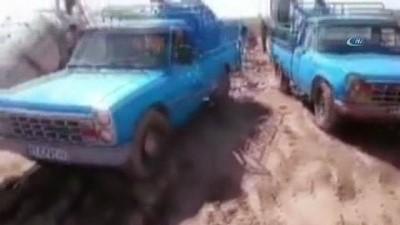 - İran'da susuzluk halkı sokağa döktü