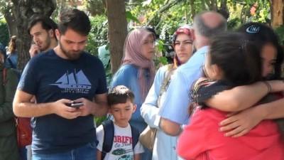 Konya'da YKS heyecanı