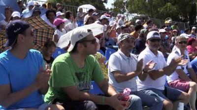 Tenis - Turkish Airlines Antalya Open Turnuvası - Teklerde Bosna Hersekli Dzumhur şampiyon oldu - ANTALYA