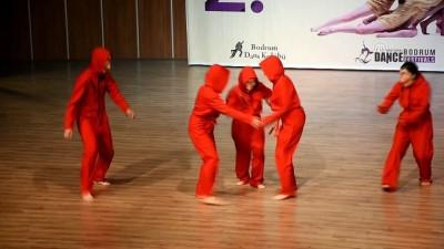 grup genc - 2. Uluslararası Bodrum Modern Dans Festivali - MUĞLA
