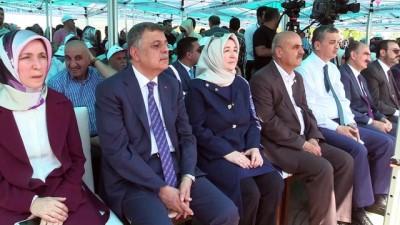 Atıksu Arıtma Tesislerinin açılış töreni - AK Parti Sözcüsü Ünal - KAHRAMANMARAŞ