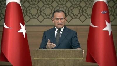 Başbakan Yardımcısı Bozdağ: 'Kandil'e Türkiye bundan sonra da girebilir, her an her şey olabilir'