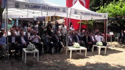 Cumalıkızık'taki restorasyon çalışmaları - BURSA