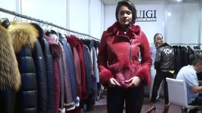 Deri ve Kürk Moda Fuarı açıldı - ANTALYA